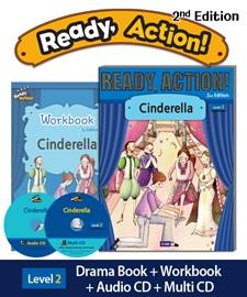 Pack-Ready Action 2E [2020] 2: Cinderella