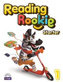 Reading Rookie Starter 1 (Book+Workbook+CD)