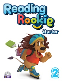 Reading Rookie Starter 2 (Book+Workbook+CD)