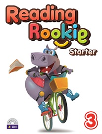 Reading Rookie Starter 3 (Book+Workbook+CD)