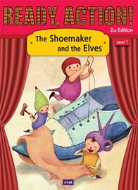 Ready Action 1 The Shoemaker and the Elves [2nd Edition]