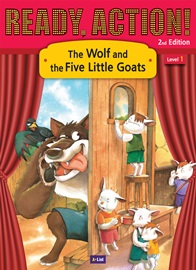 Ready Action 1 The Wolf and the Five Little Goats [2nd Edition]