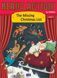 Ready Action 1 The Missing Christmas List [2nd Edition]