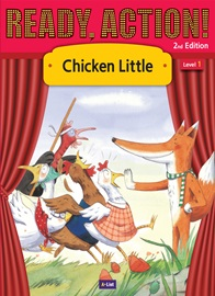 Ready Action 1 Chicken Little [2nd Edition]