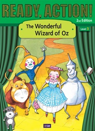 Ready Action 3 The Wonderful Wizard of Oz [2nd Edition]