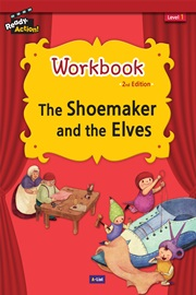 Ready Action 1 The Shoemaker and the Elves Workbook [2nd Edition]