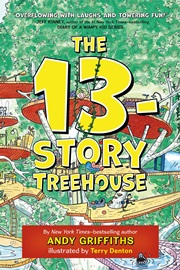 VH-The 13-Story Treehouse (The Treehouse Books) Paperback