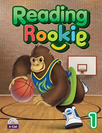 Reading Rookie 1 (Student Book+Workbook+Audio CD+My Portfolio+Word Note)
