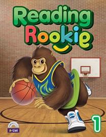 Reading Rookie 1 (Student Book+Workbook+Audio CD+My Portfolio+Word Note)