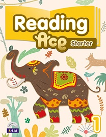 Reading Ace Starter 1 (Student Book+Workbook+My Portfolio+MP3 CD)