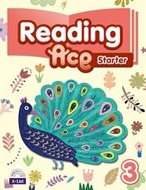 Reading Ace Starter 3 (Student Book+Workbook+My Portfolio+MP3 CD)