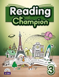 Reading Champion 3 (Student Book+Workbook+Summary Book+ MP3 CD)