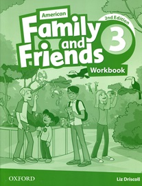 American Family and Friends 3 Workbook [2nd Edition]