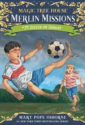Merlin Mission #24: Soccer on Sunday (PB)