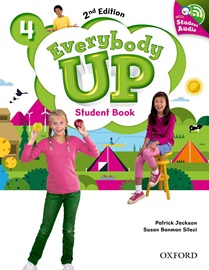 Everybody Up 4 Student's Book [2nd Edition]