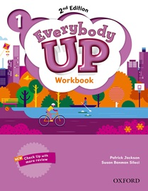 Everybody Up 1 Workbook [2nd Edition]