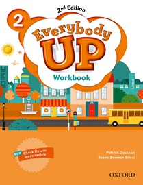 Everybody Up 2 Workbook [2nd Edition]