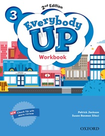Everybody Up 3 Workbook [2nd Edition]