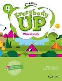 Everybody Up 4 Workbook [2nd Edition]