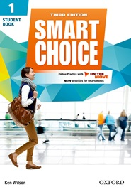 Smart Choice 1 Student Book: Online Practice with On the Move [3rd Edition]