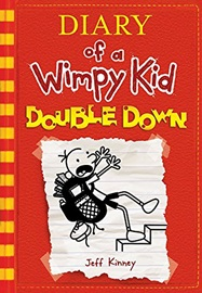 LB-Diary of a Wimpy Kid #11: Double Down (Hardcover)