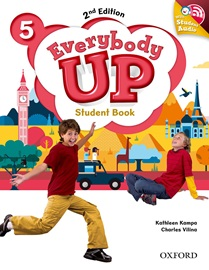 Everybody Up 5 Student's Book [2nd Edition]