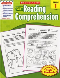 New Success With Reading Comprehension Grade 1 Workbook