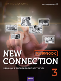New Connection 3 Workbook with Free Mobile App