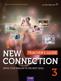 New Connection 3 Teacher's Guide with Digital CD & Free Mobile App