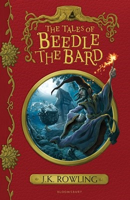 The Tales of Beedle the Bard (Paperback, 영국판)