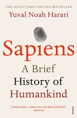 Sapiens: A Brief History of Humankind (Paperback, 영국판)