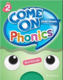 Come On Phonics 2 Workbook