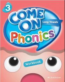 Come On Phonics 3 Workbook