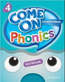 Come On Phonics 4 Workbook