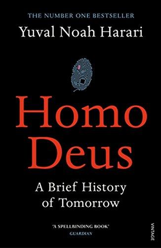 Homo Deus  (Paperback, 영국판)