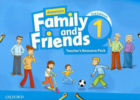 American Family and Friends 2E 1 Teacher's Resource Pack