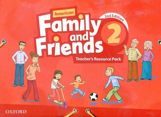 American Family and Friends 2E 2 Teacher's Resource Pack