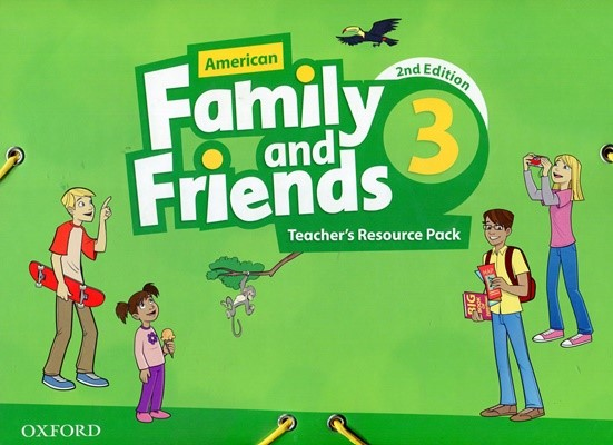 American Family and Friends 2E 3 Teacher's Resource Pack
