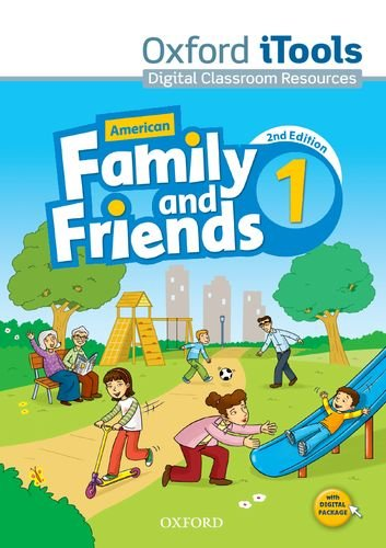 American Family and Friends 2E 1 iTools CD-ROM