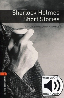 [NEW] Oxford Bookworms Library 3E 2: Sherlock Holmes Short Stories (with MP3)
