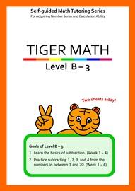 Tiger Math Level B-3