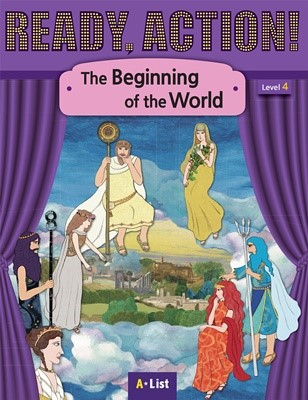 Ready Action 4 The Beginning of the World [2nd Edition]