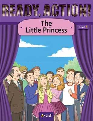 Ready Action 4 The Little Princess [2nd Edition]