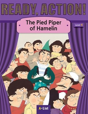 Ready Action 4 The Pied Piper of Hamelin [2nd Edition]