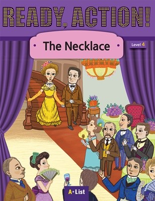 Ready Action 4 The Necklace [2nd Edition]