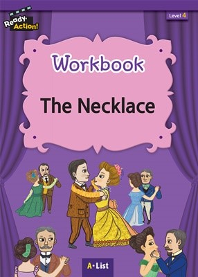 Ready Action 4 The Necklace Workbook [2nd Edition]