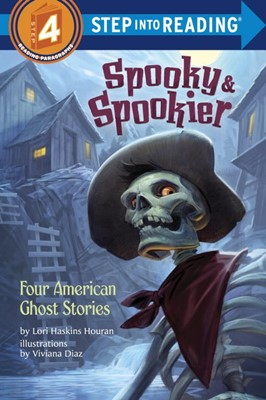 STEP INTO READING 4:Spooky & Spookier