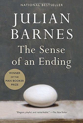 The Sense of an Ending (Paperback, Deckle Edge)