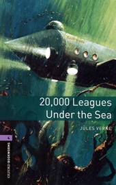[NEW] Oxford Bookworms Library 3E 4: 20,000 Leagues Under the Sea