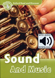 Oxford Read and Discover 3 Sound And Music with MP3